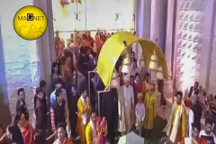 04-Half-Round-Chadar-for-Groom-with-Bell